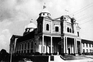 Durango Duarte - Igreja de São José Operário na década de 1970