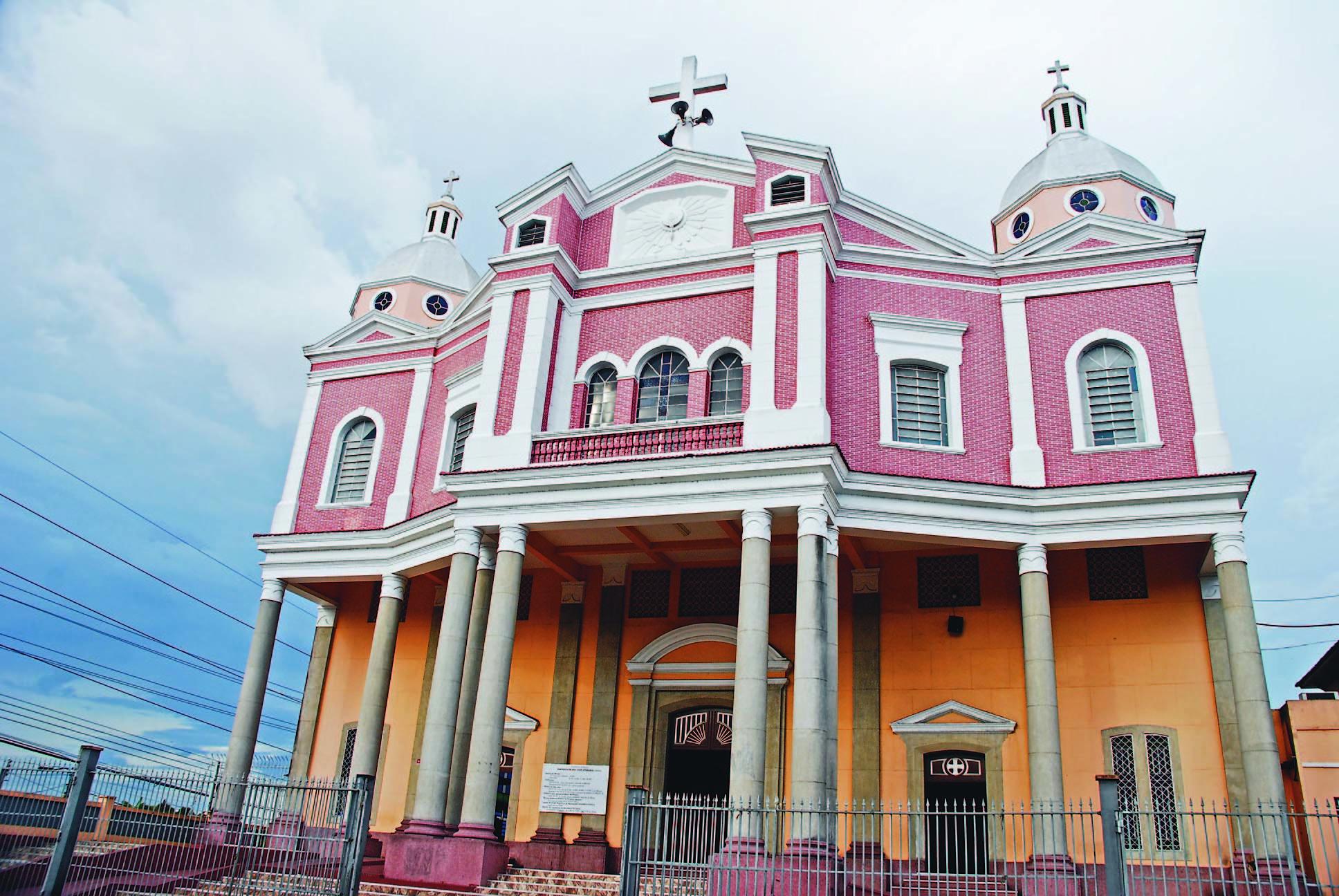 Igreja de São José Operário da Praça 14