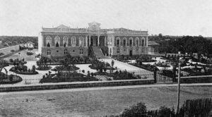 Durango Duarte - Instituto Benjamin Constant e seus jardins