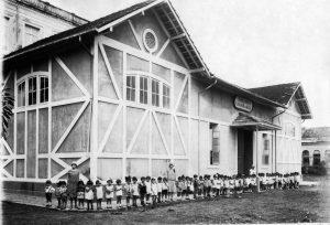 Durango Duarte - Jardim da Infância Visconde de Mauá
