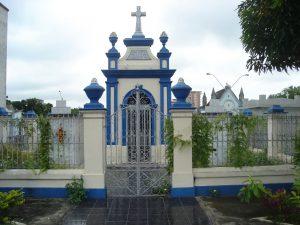 Durango Duarte - Jazigo perpétuo das Irmãs de Sant'Anna