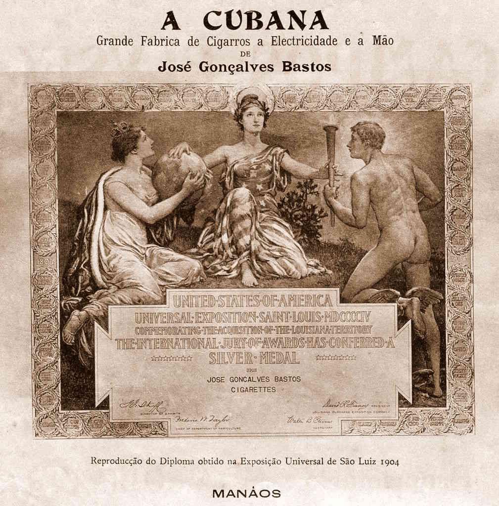Propaganda da Loja a Cubana