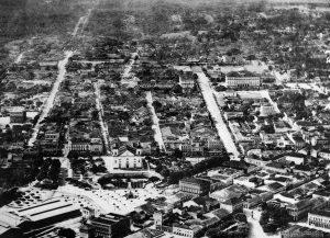 Durango Duarte - Manaus na década de 1920