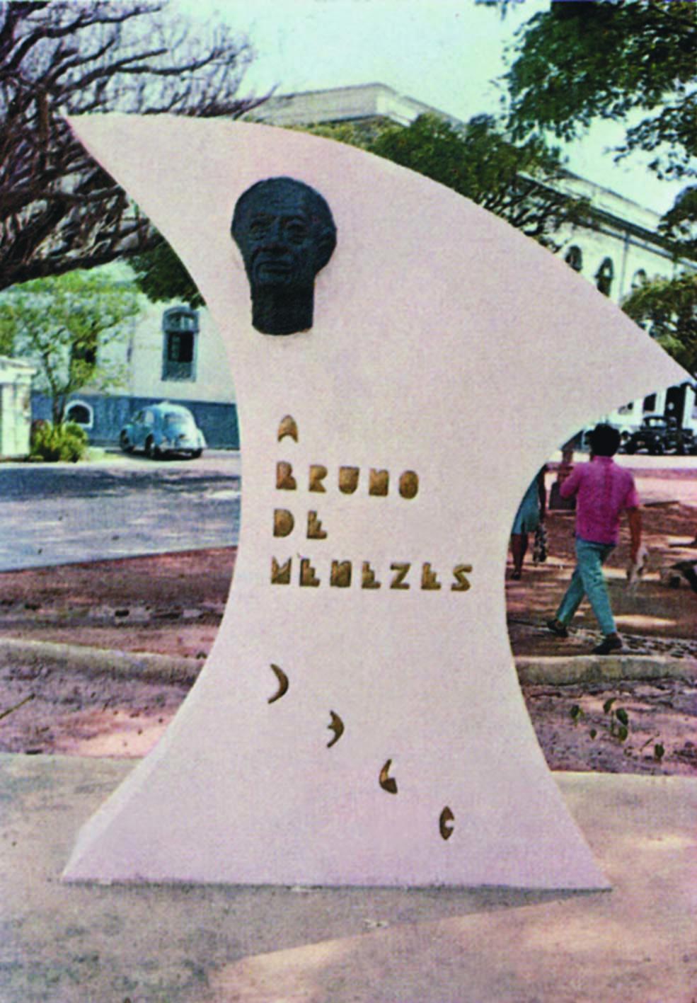 Monumento a Bruno de Menezes