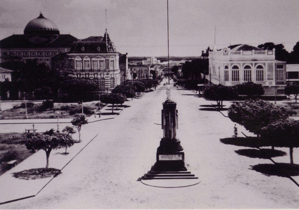 Monumento de Nossa Senhora da Conceição - Instituto Durango Duarte