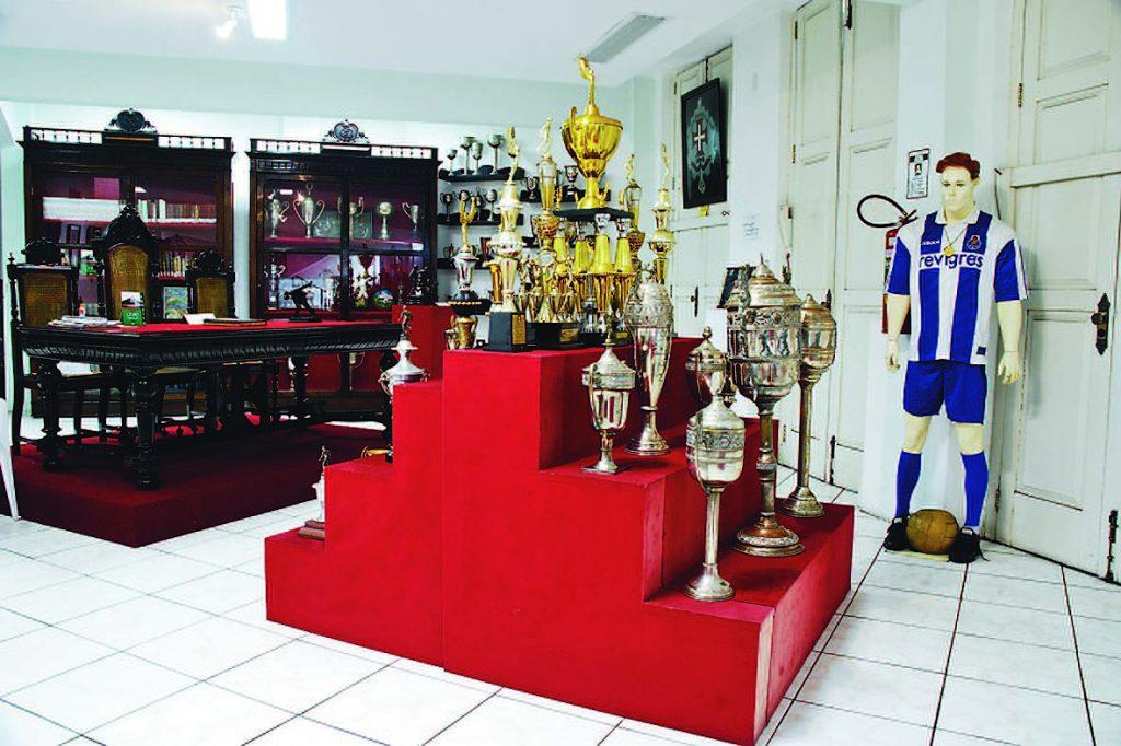Museu Ivan Ferreira Valente do Luso Sporting Club