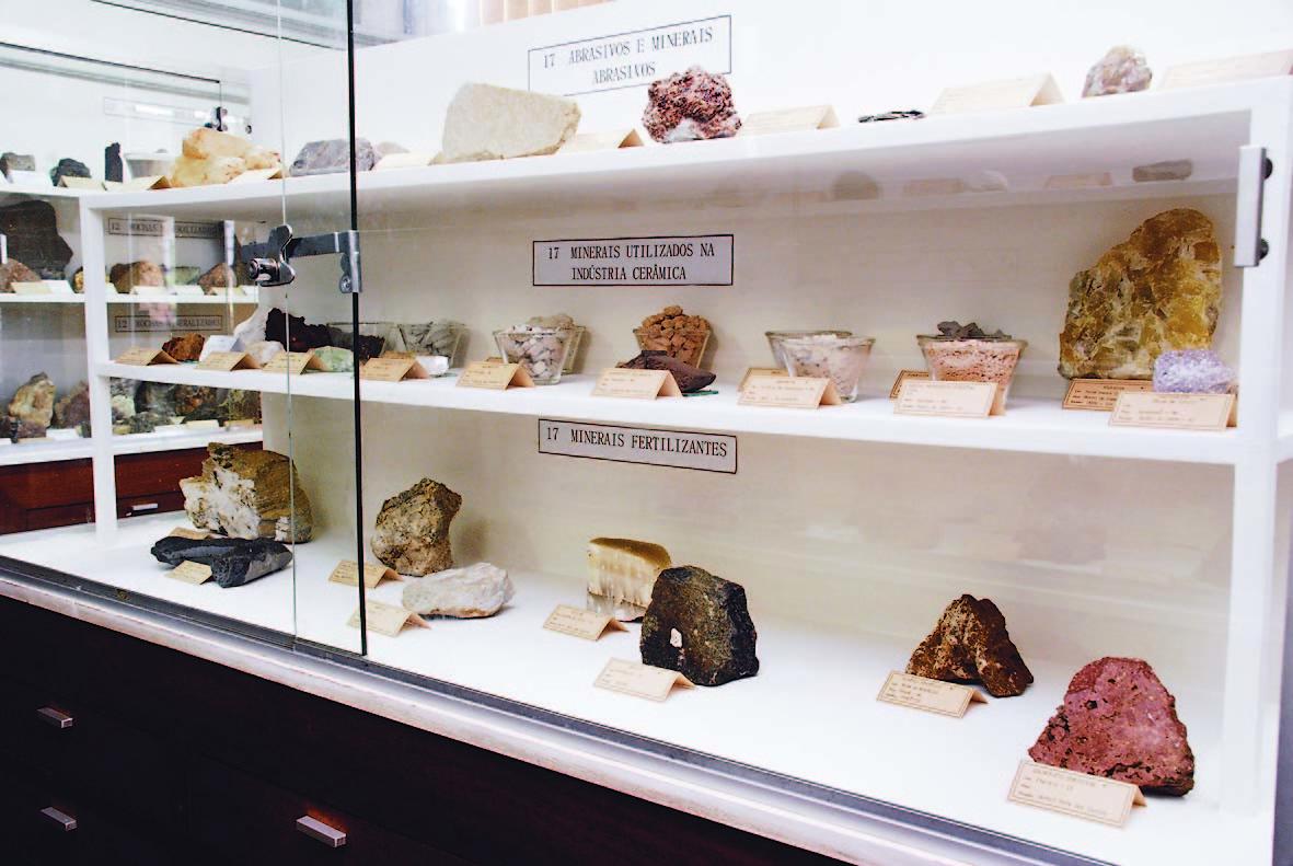 Museu de Minerais e Rochas Carlos Isotta