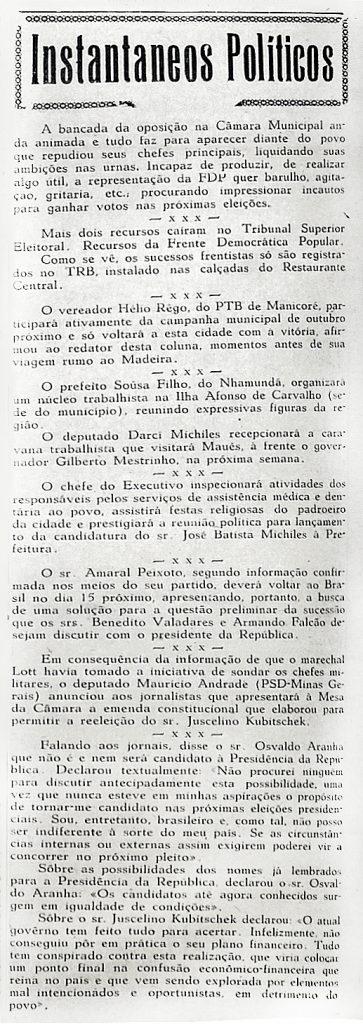 Núcleo Trabalhista na Ilha Afonso de Carvalho