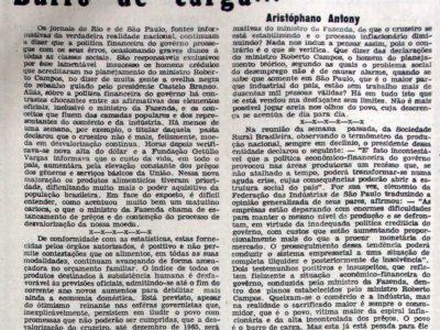 Fundação Getúlio Vargas Confirma elevação do Custo de Vida