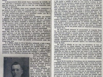 Homenagem a Leopoldo Péres