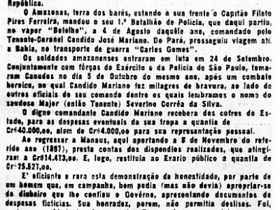 Rua Cândido Mariano, uma revindicação, de Agnello Bittencourt