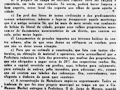 Administração e urbanismo de Manaus, de Agnello Bittencourt