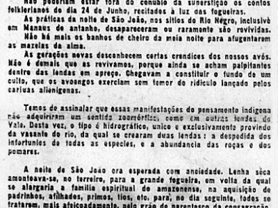 As Lendas da Noite de São João, de Agnello Bittencourt