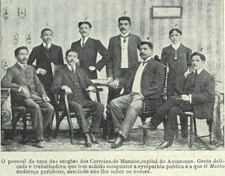 Durango Duarte - Trabalhadores dos Correios de Manaus