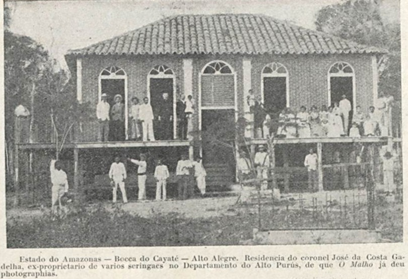 Moradia do coronel José da Costa Gadelha