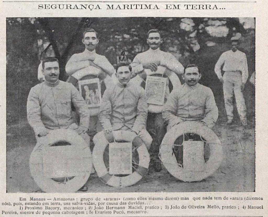 Grupo de salva-vidas de Manaus