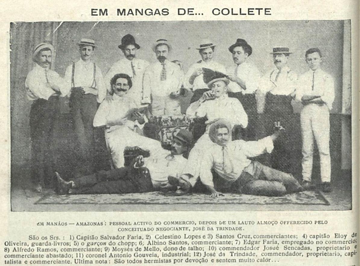 Trabalhadores do Comércio de Manaus