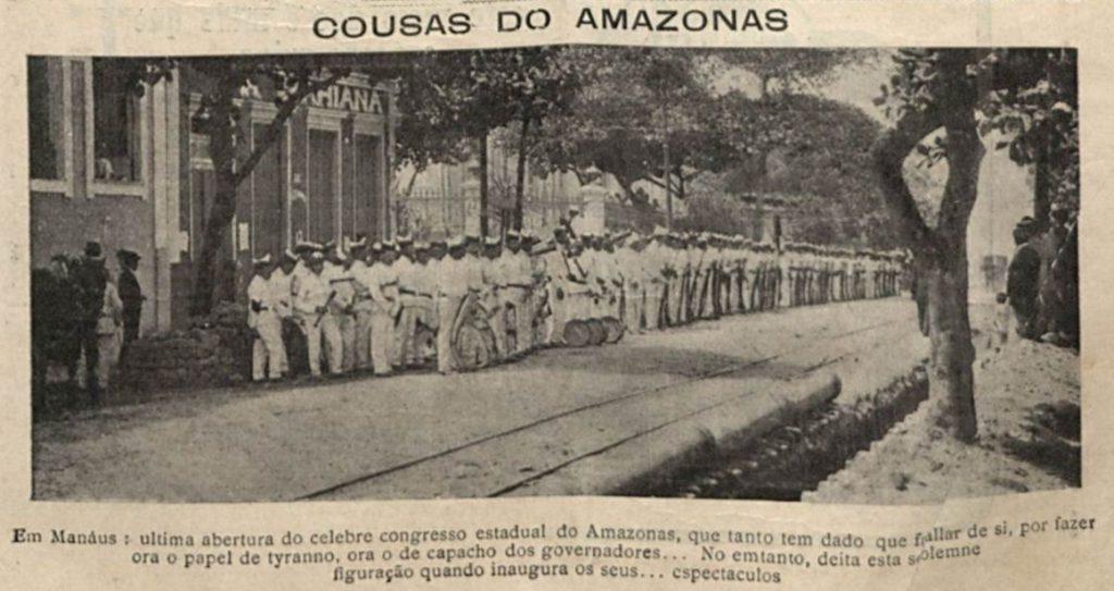 Abertura do Congresso Estadual do Amazonas