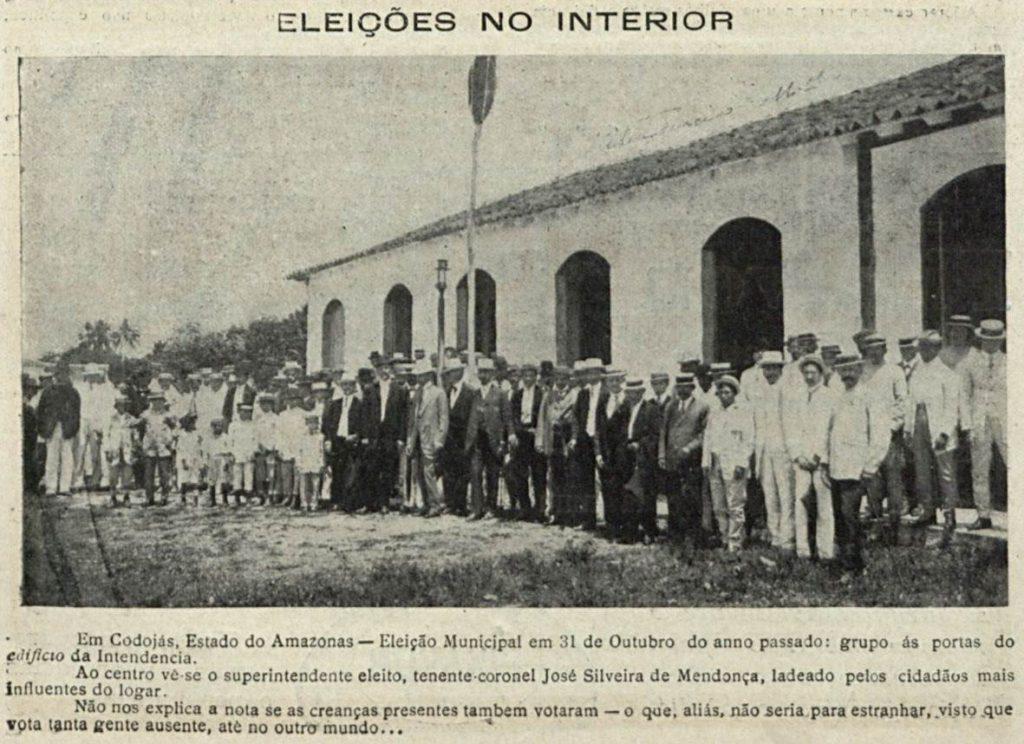 Eleição Municipal em Codajás no Amazonas