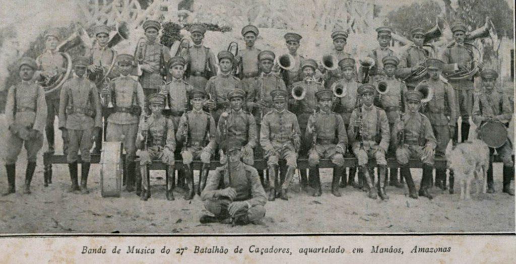 Banda de Música do 27º Batalhão de Caçadores