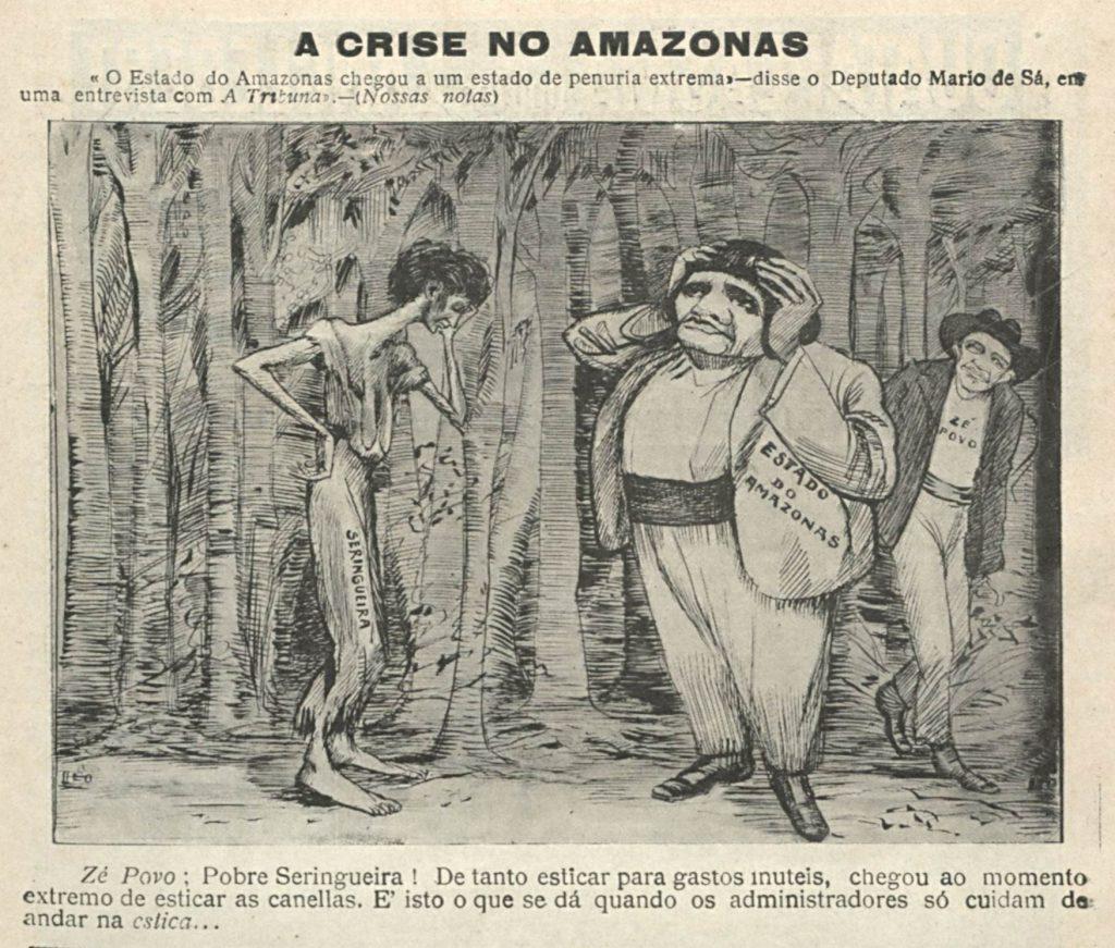Decadência da Borracha no Amazonas