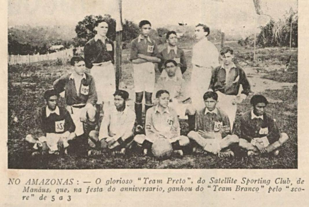 Time de Futebol do Satélite Sporting Clube