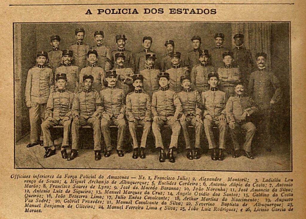 Força Policial do Amazonas