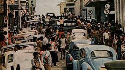 O Cruzeiro faz um balanço do Amazonas (1974)