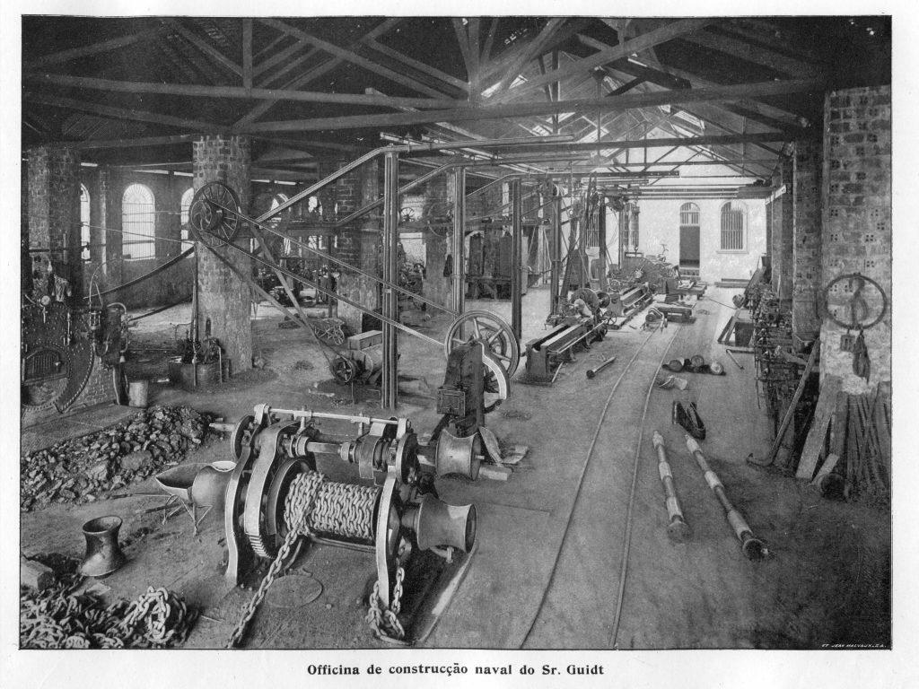 Oficina de Construção Naval do Sr. Guidt (Parte 2)