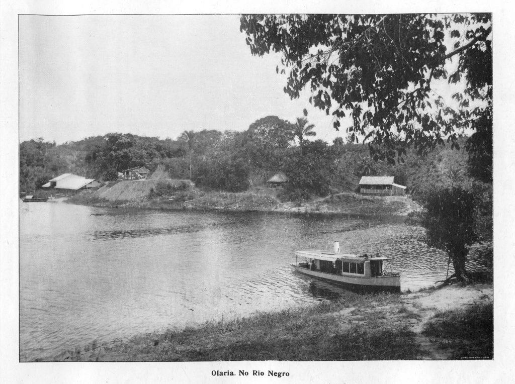 Uma Olaria na Margens do Rio Negro