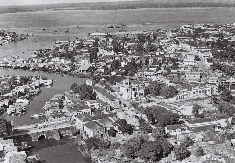 Palácio Rio Negro e a Ponte Romana II - Instituto Durango Duarte