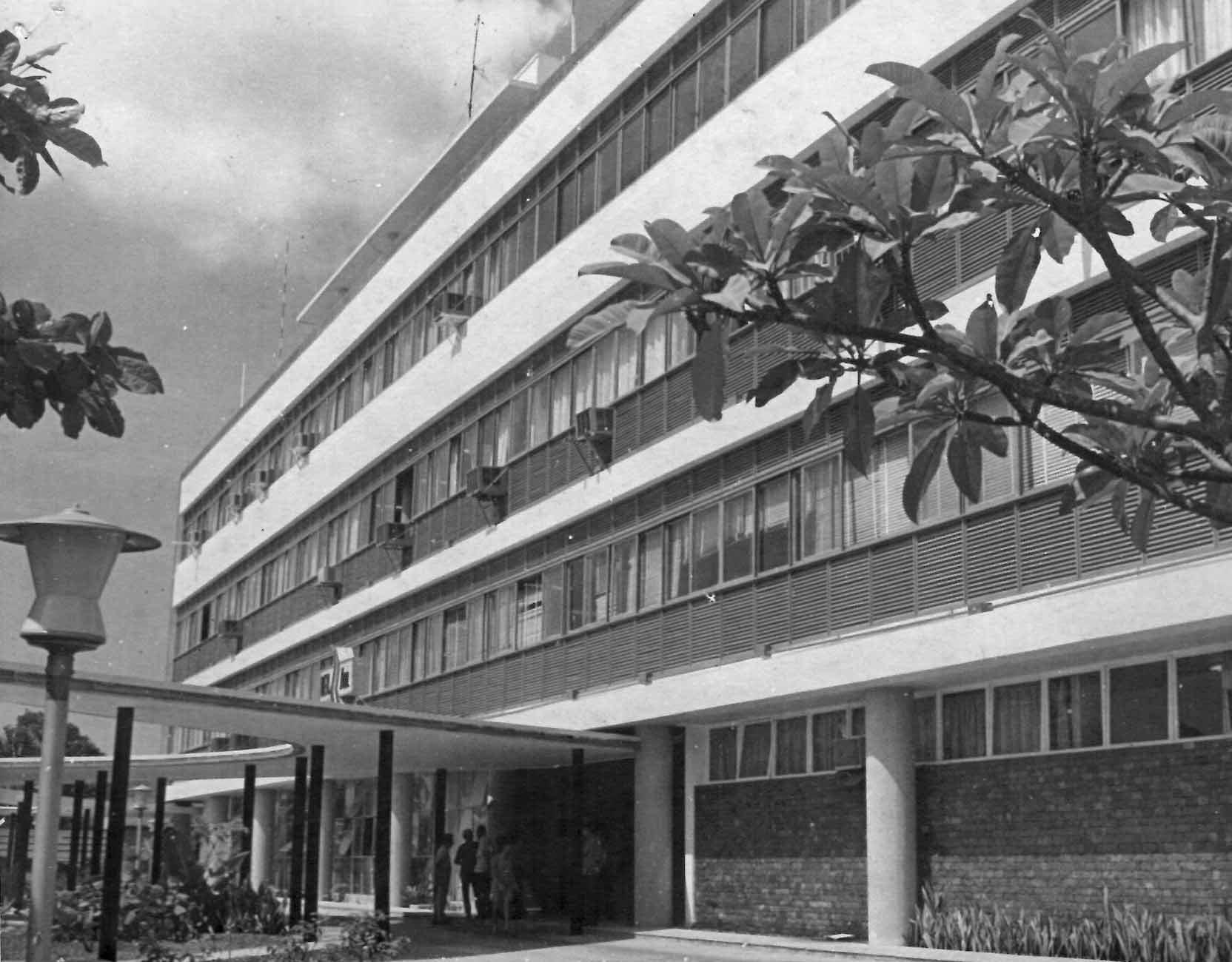Fotografia do Palácio Rodoviário - Instituto Durango Duarte