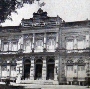 Palácio Rio Branco, ex Secretaria do Estado