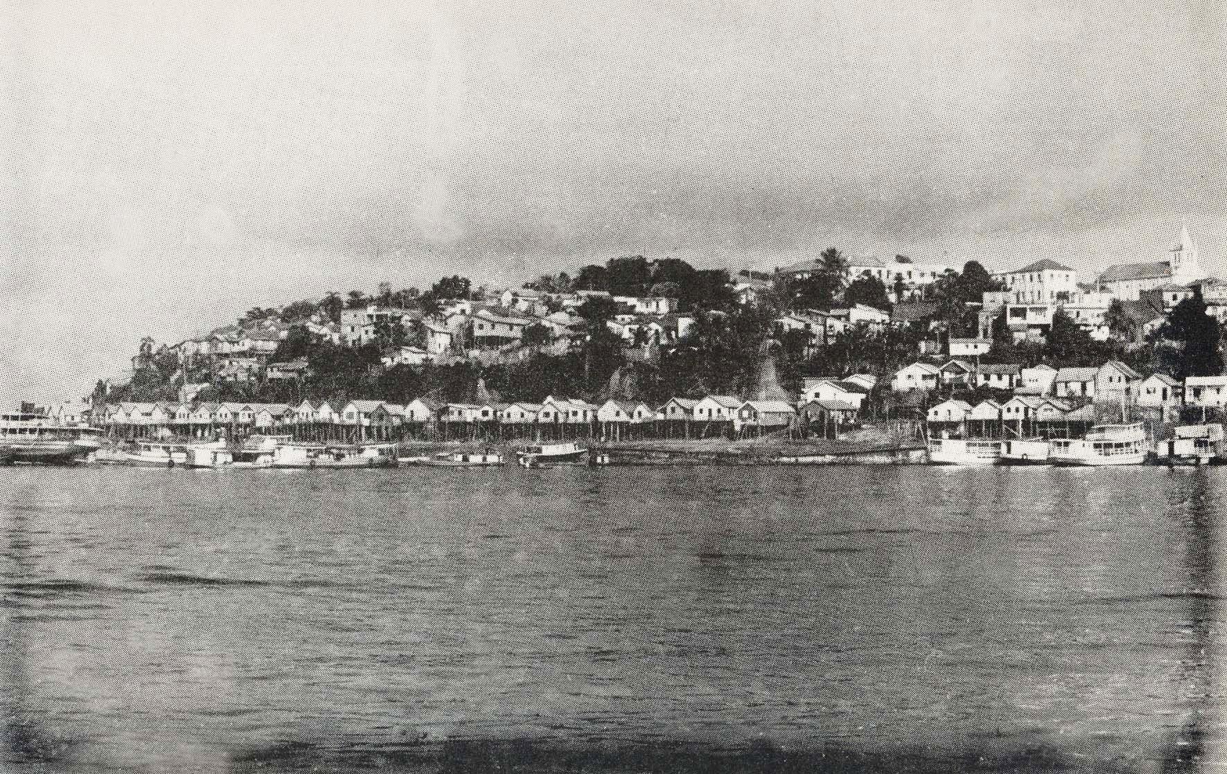 Fotografia da orla de São Raimundo - Instituto Durango Duarte