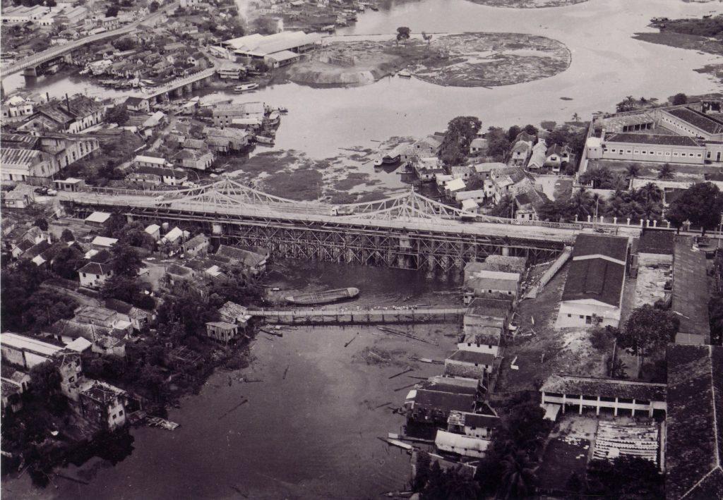 Vista aérea do igarapé do Mestre Chico - Instituto Durango Duarte