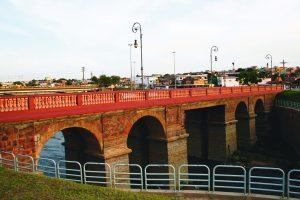 Durango Duarte - Ponte Ephigênio de Salles em 2009