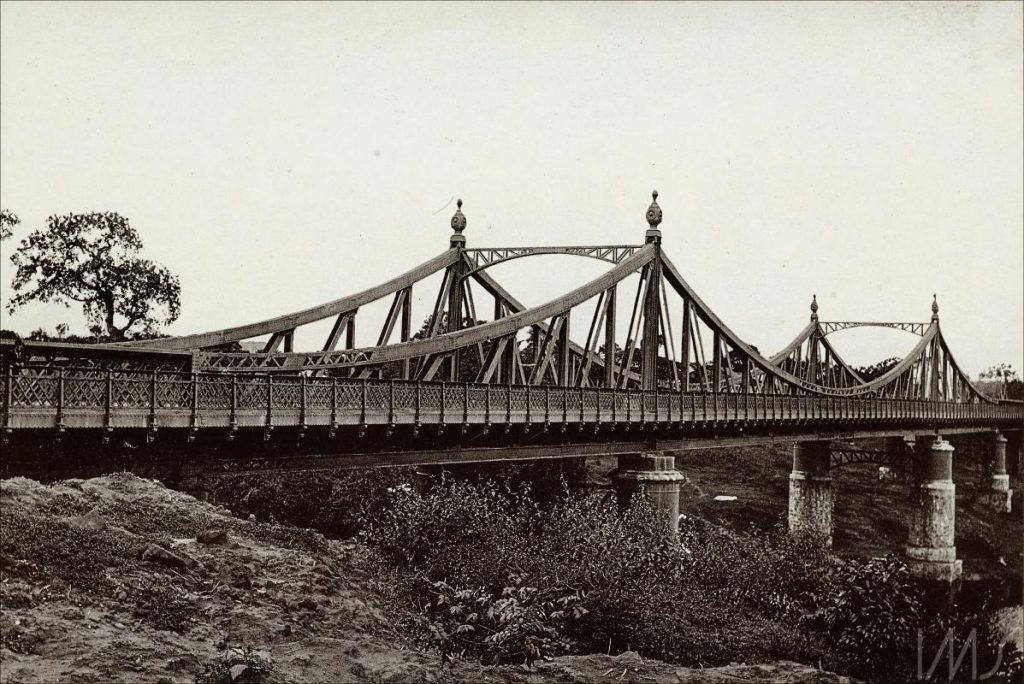 Imagem da Ponte da Cachoeirinha - Instituto Durango Duarte