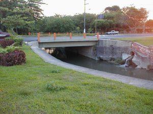 Durango Duarte - Ponte da avenida Darcy Vargas em 2006