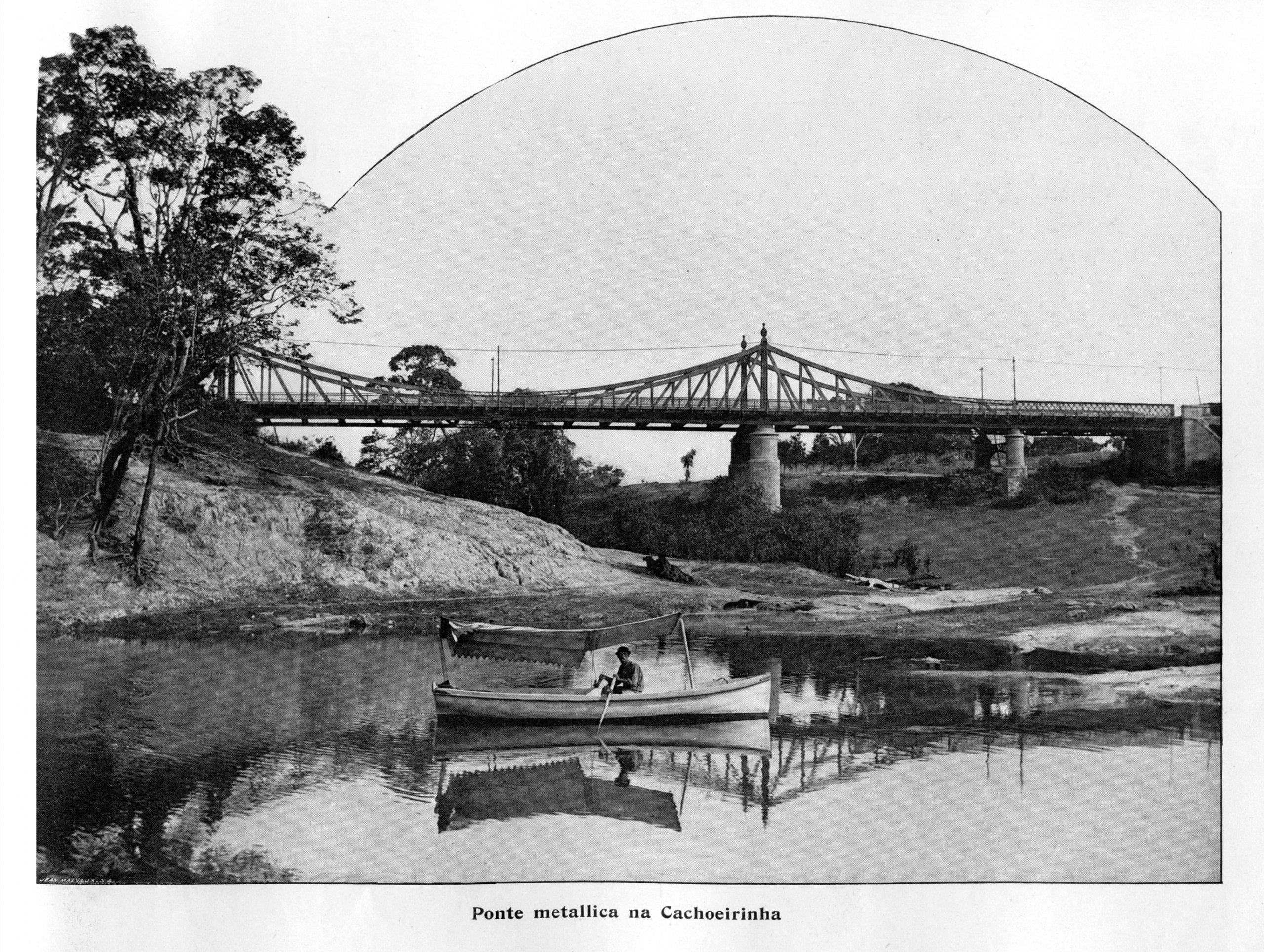 Ponte Metálica da Cachoeirinha