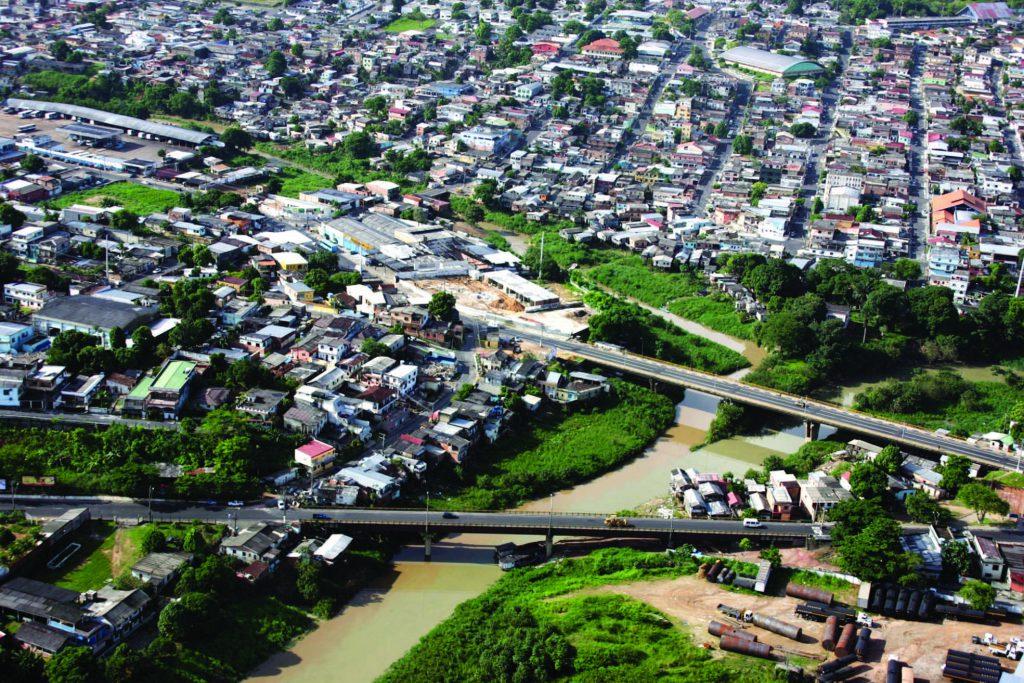 Ponte Presidente Dutra e da Conciliação