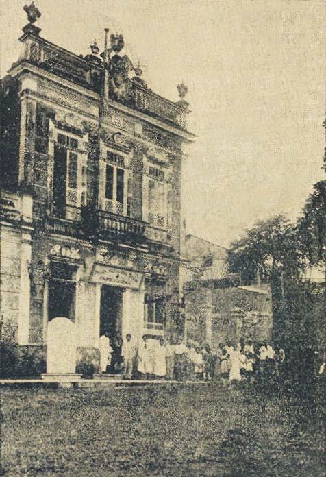 Fotografia do Posto Belisário Penna - Instituto Durango Duarte