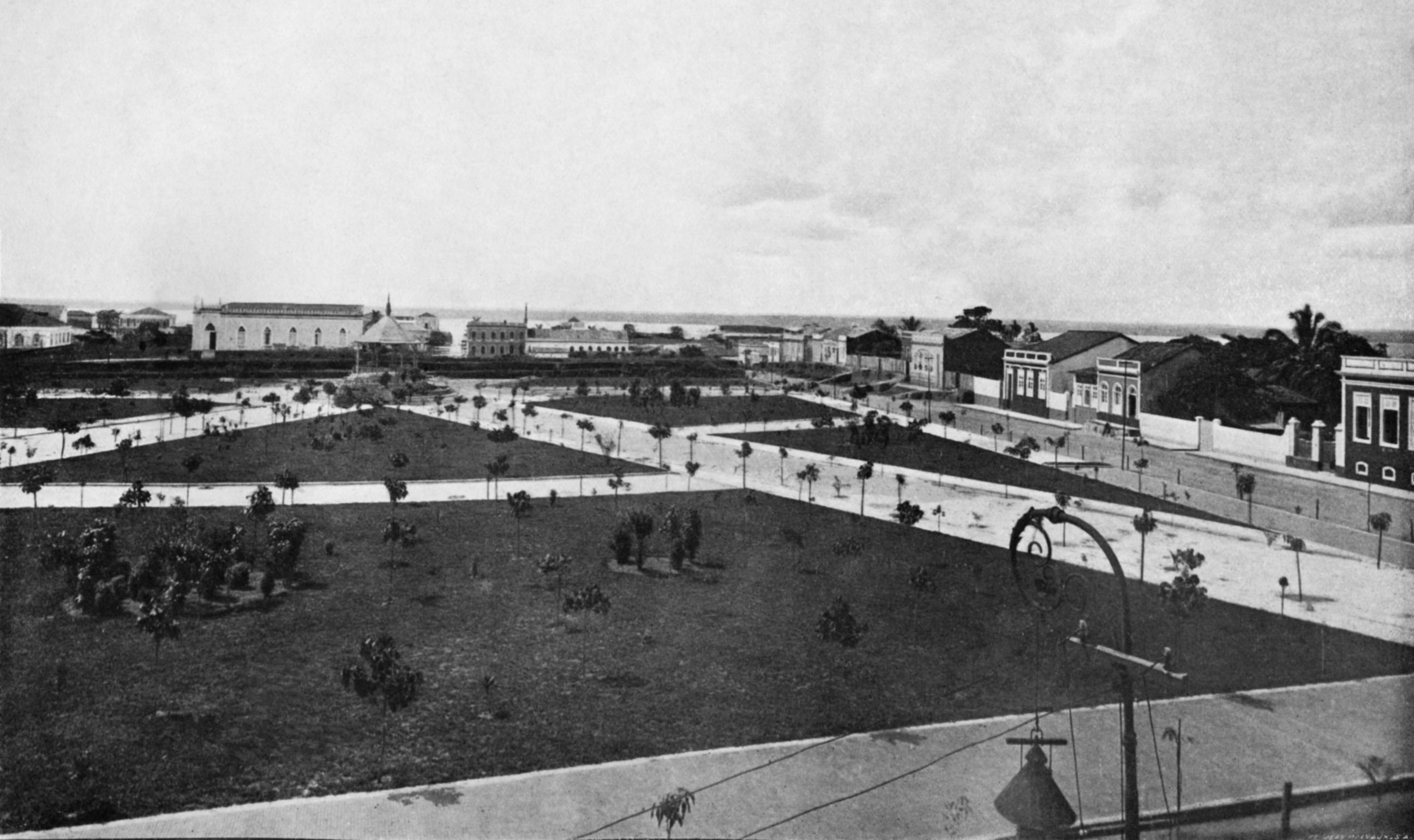 Durango Duarte - Praça General Osório