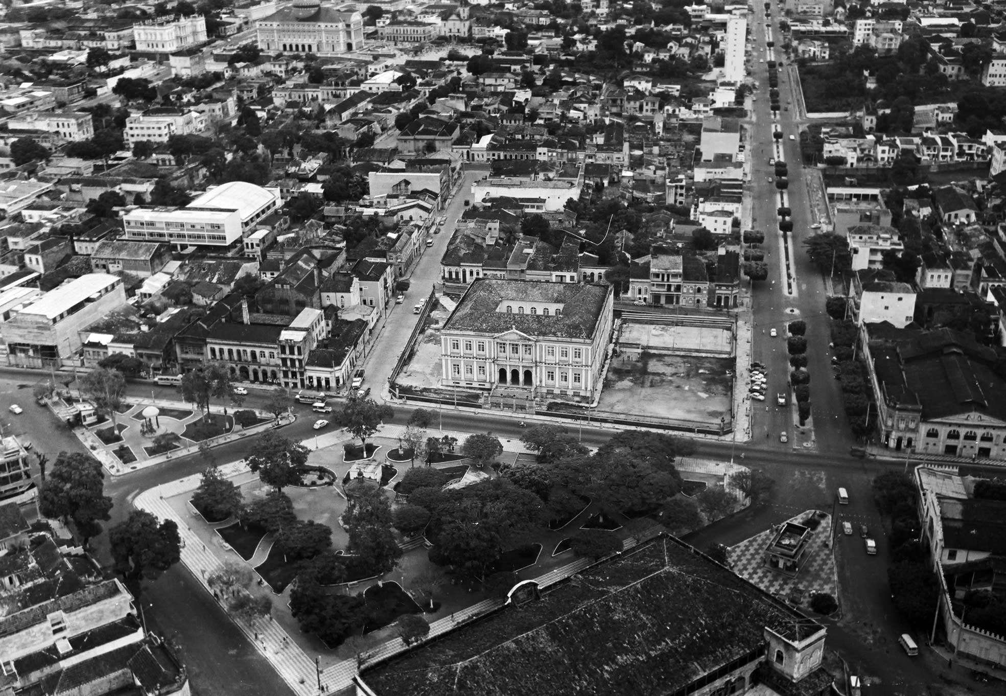 Vista da Praça João Pessoa