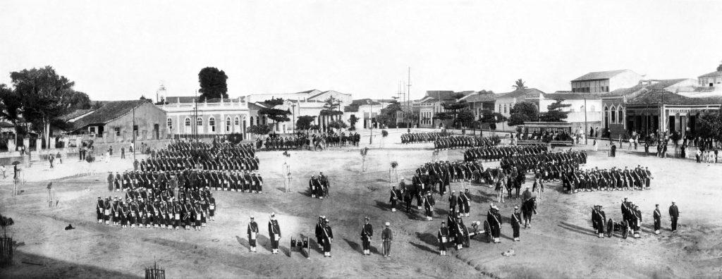 Durango Duarte - Praça da Constituição (2)