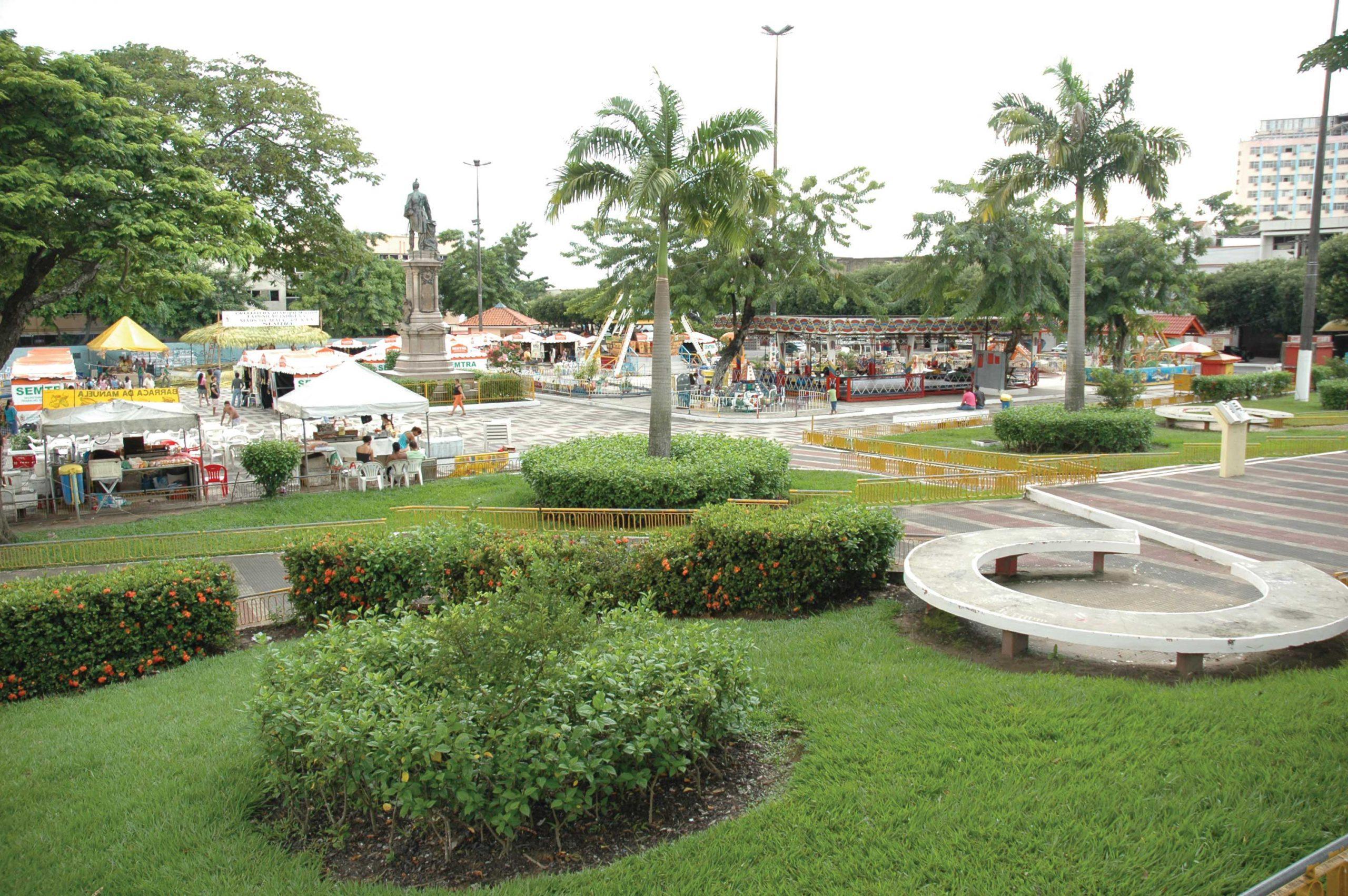 Praça da Saudade ou Praça Cinco de Setembro