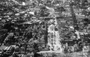 Durango Duarte - Praça dos Remédios na década de 1920