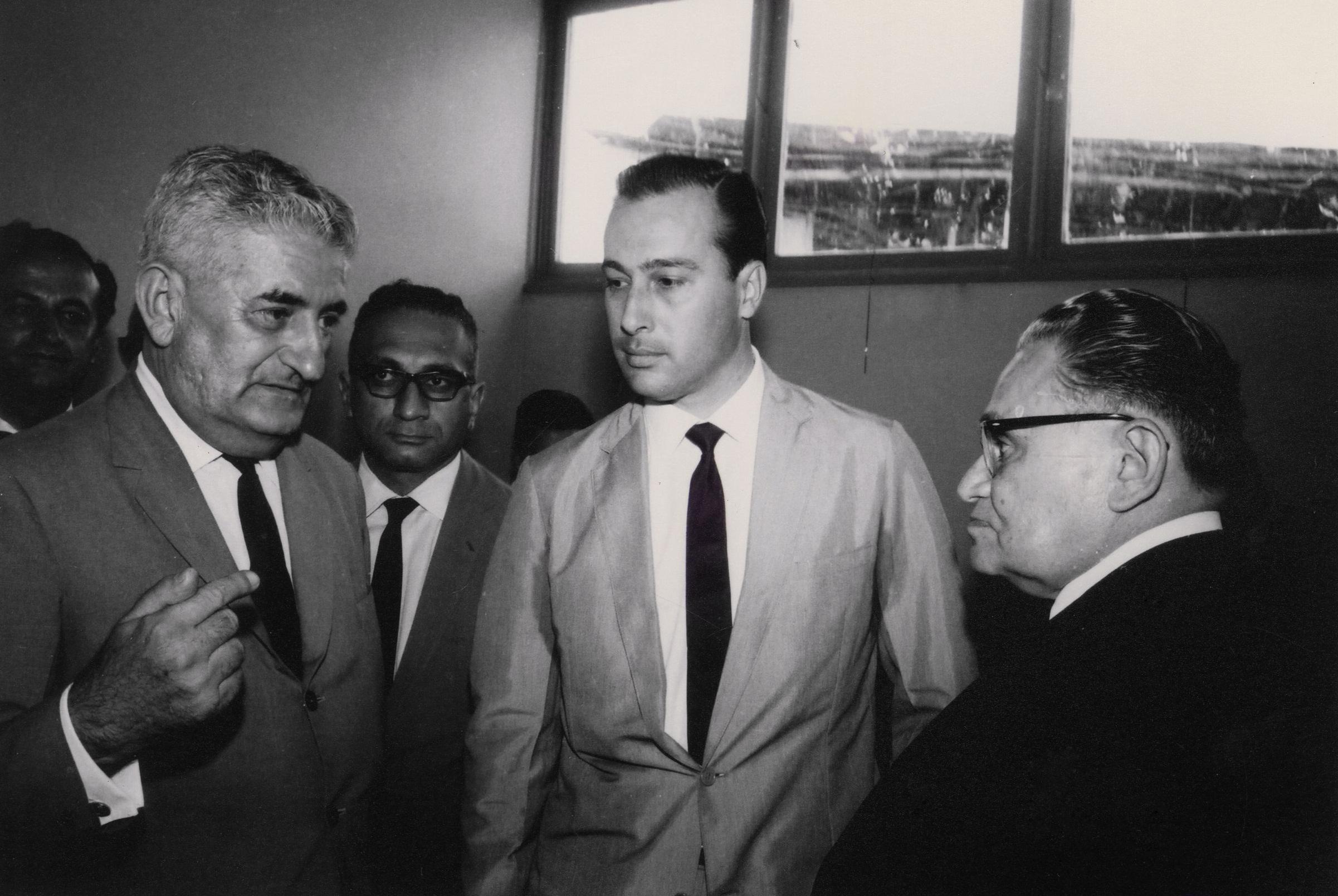 Presidente Castelo Branco e Arthur Reis - Instituto Durango Duarte