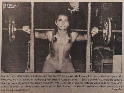 Federação Amazonense de Culturismo