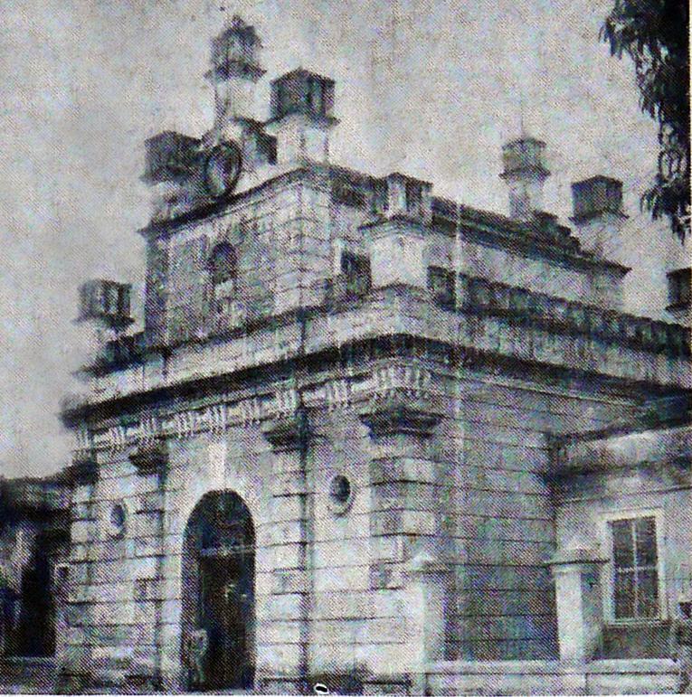 Antiga Penitenciária da Sete de Setembro
