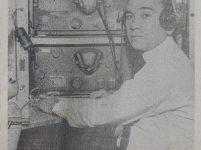 Funcionário da Lóide Aéreo Atinge Recorde